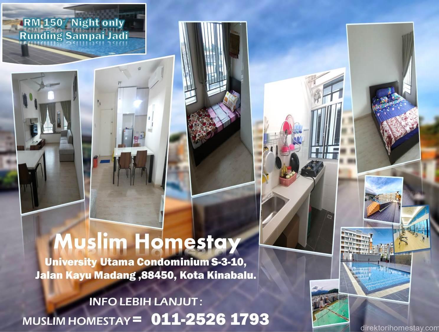 Muslim-Homestay