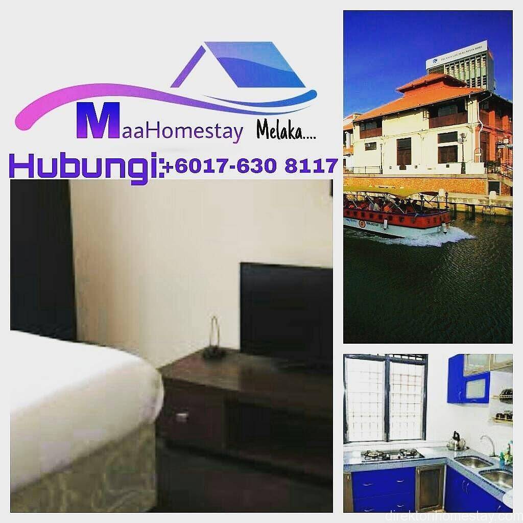 MAA Homestay - Bandar Melaka, Melaka